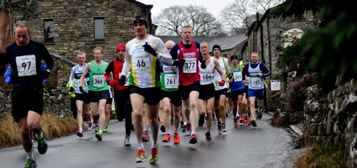 Dentdale start