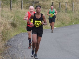 Sharon Williams Yorkshireman Half 2014