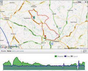 Congleton Half Marathon, Cheshire 2014a