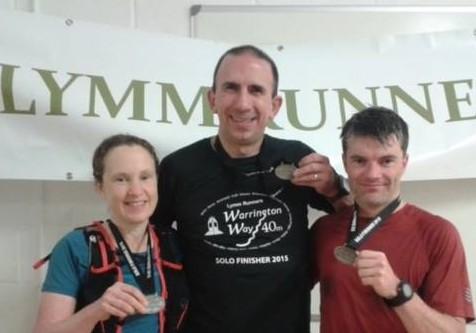 Running Warrington Way Ultra
