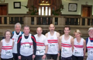 Abbey Runners Fell League Race: Abbey Anniversary (AS, 5 miles 1800 ft climbing).  @ Kettlewell, North Yorkshire