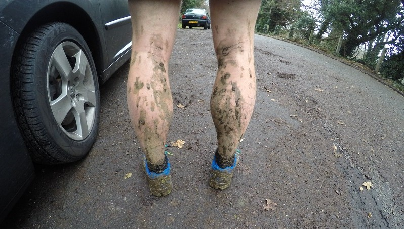 Dirty Feet - Panshangar Park Run