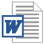 membership form - Word Document